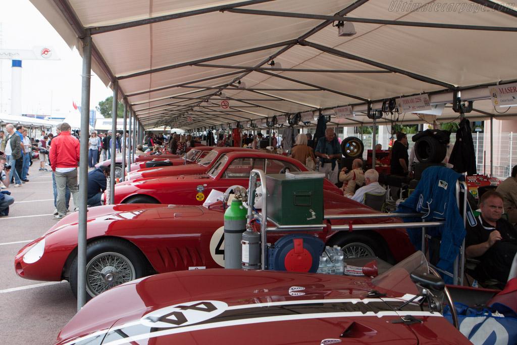 Maserati 300S - Chassis: 3060   - 2014 Monaco Historic Grand Prix