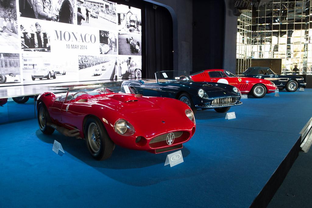 Maserati 450S - Chassis: 3501   - 2014 Monaco Historic Grand Prix