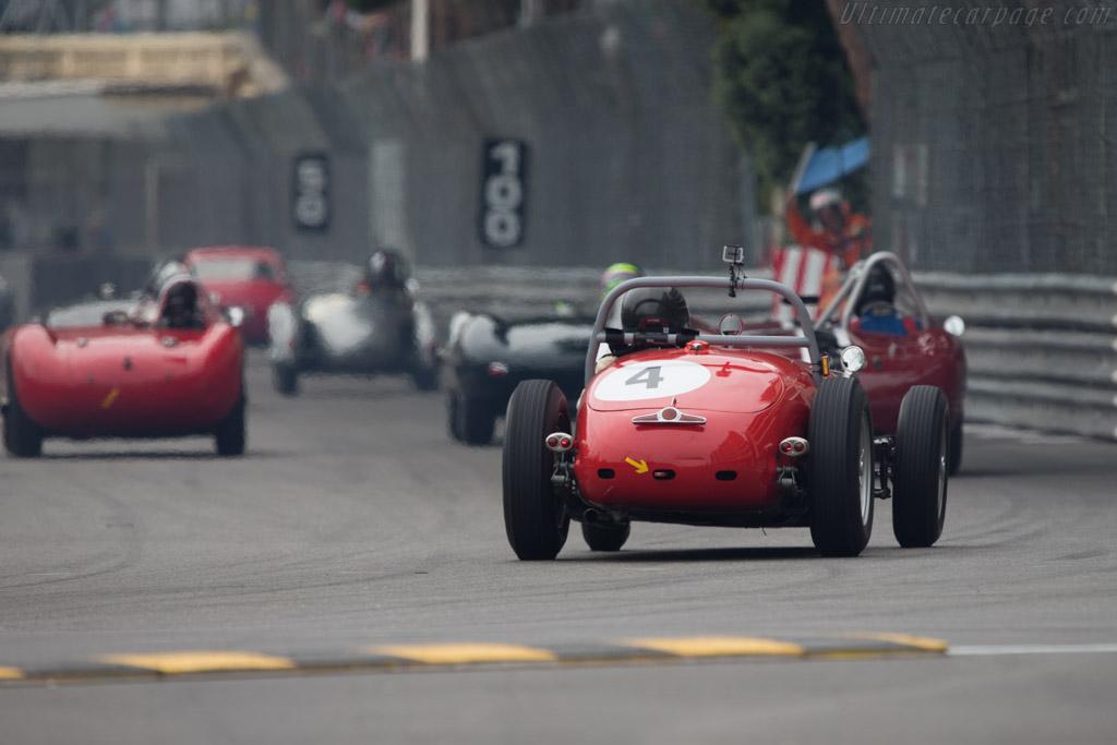 Maserati A6 GCS - Chassis: 2002 - Driver: Christian Dumolin  - 2014 Monaco Historic Grand Prix