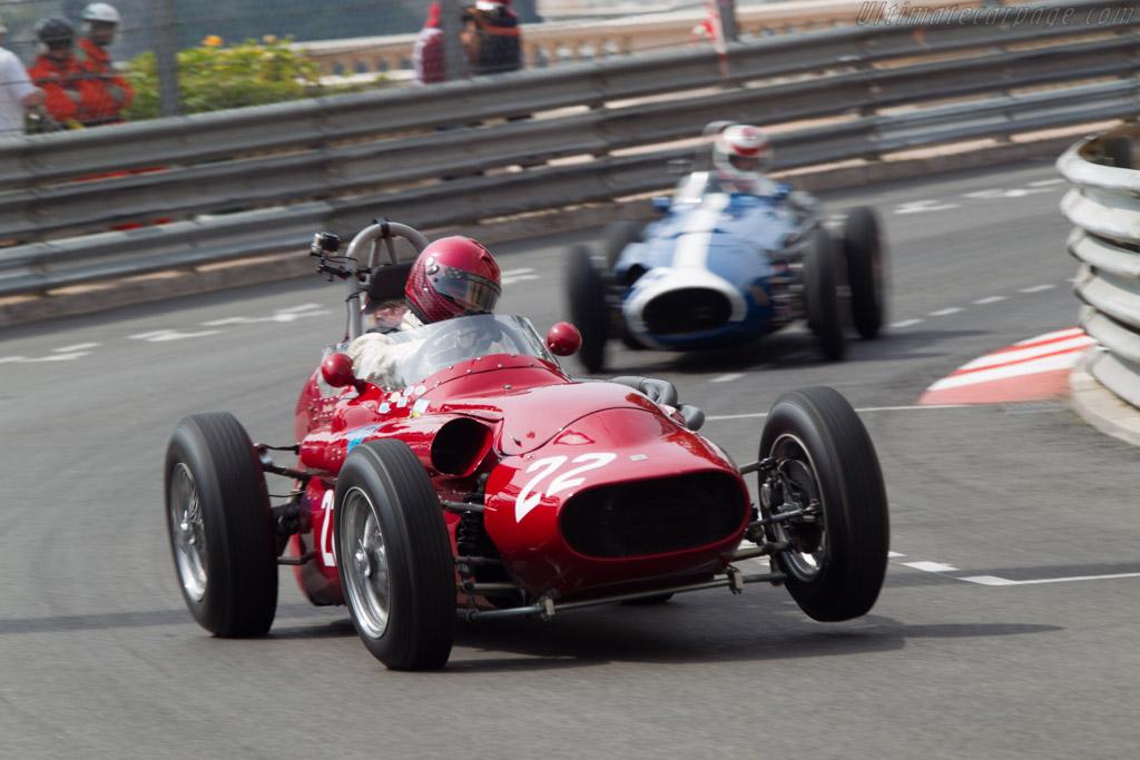 Maserati TecMec - Chassis: F415 - Driver: Tony Wood  - 2014 Monaco Historic Grand Prix