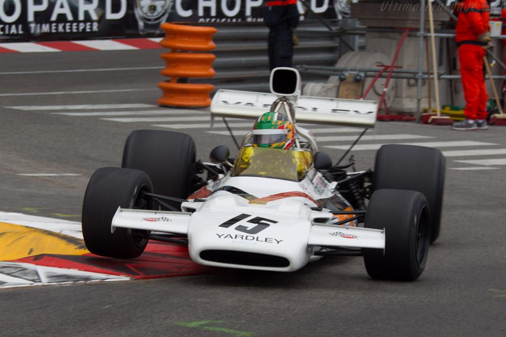McLaren M19C Cosworth - Chassis: M19C-2 - Driver: Joaquin Folch-Rossinol  - 2014 Monaco Historic Grand Prix
