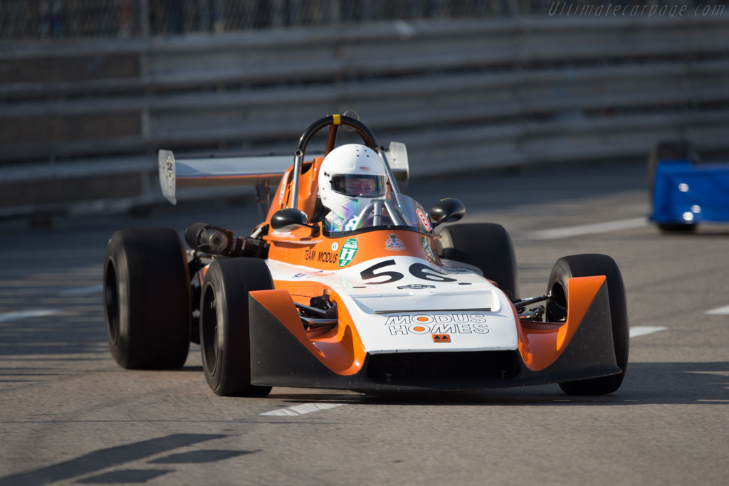 Modus M1 Toyota - Chassis: F3-014 - Driver: Richard Smeeton  - 2014 Monaco Historic Grand Prix