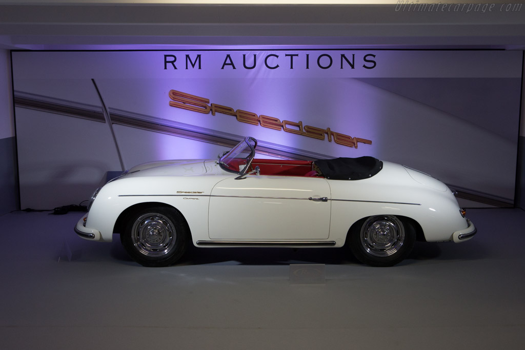 Porsche 356 Carrera Speedster - Chassis: 82189   - 2014 Monaco Historic Grand Prix