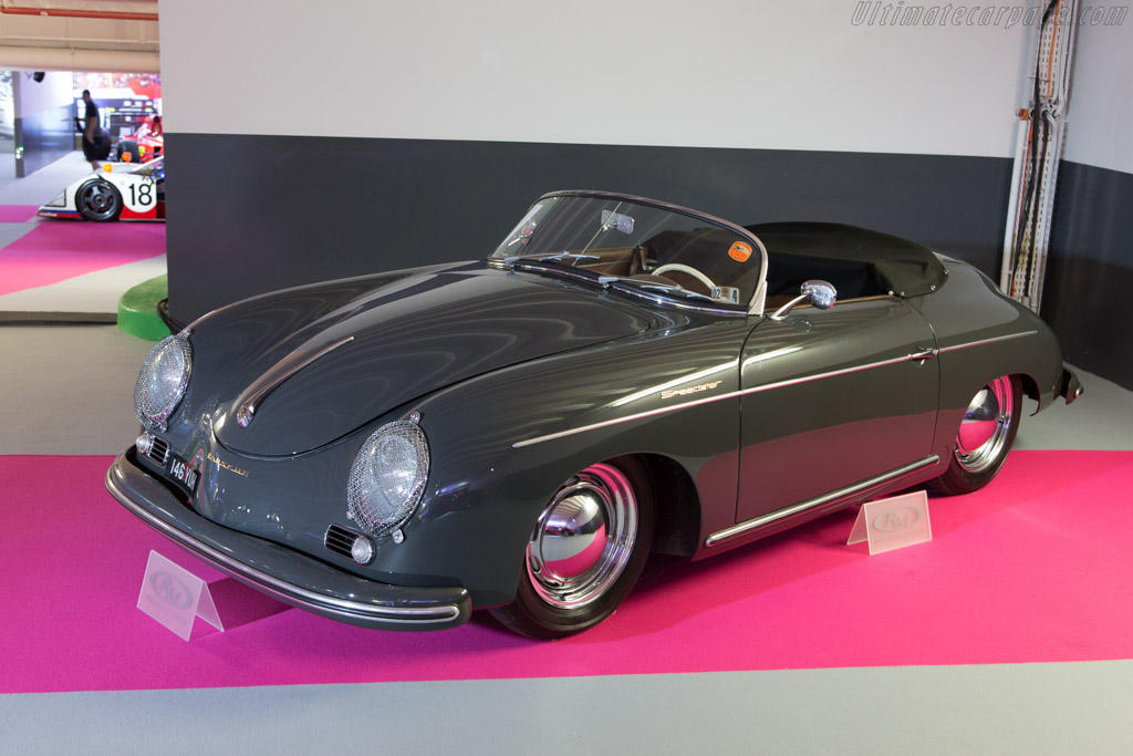 Porsche 356 Speedster - Chassis: 80058   - 2014 Monaco Historic Grand Prix
