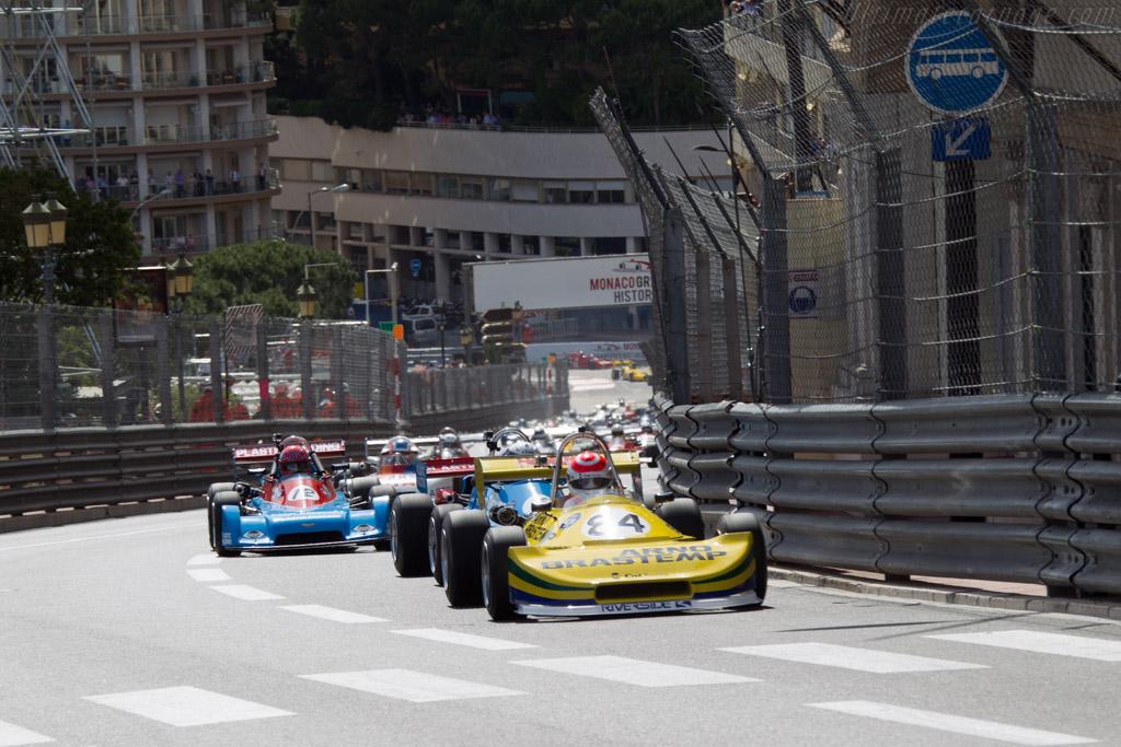 Ralt RT1 Toyota - Chassis: 131 - Driver: David Shaw  - 2014 Monaco Historic Grand Prix