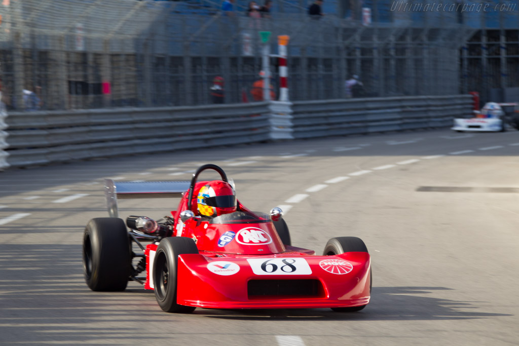 Ralt RT1 Toyota - Chassis: 12 - Driver: Leif Bosson  - 2014 Monaco Historic Grand Prix