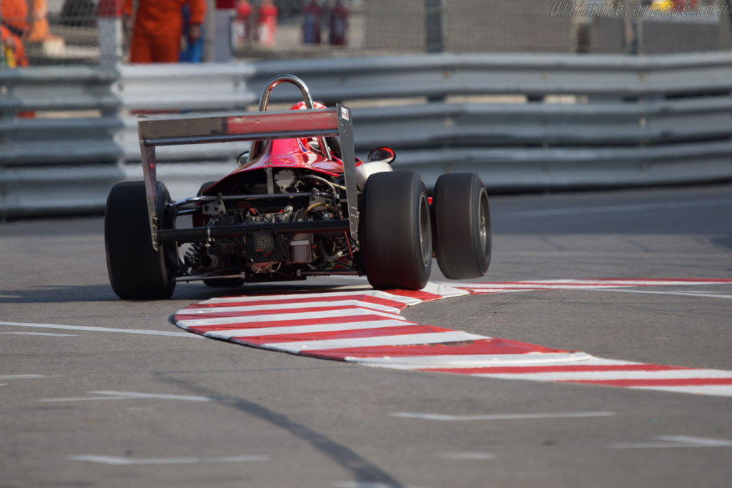 Ralt RT1 Toyota  - Driver: Fabrice Notari  - 2014 Monaco Historic Grand Prix