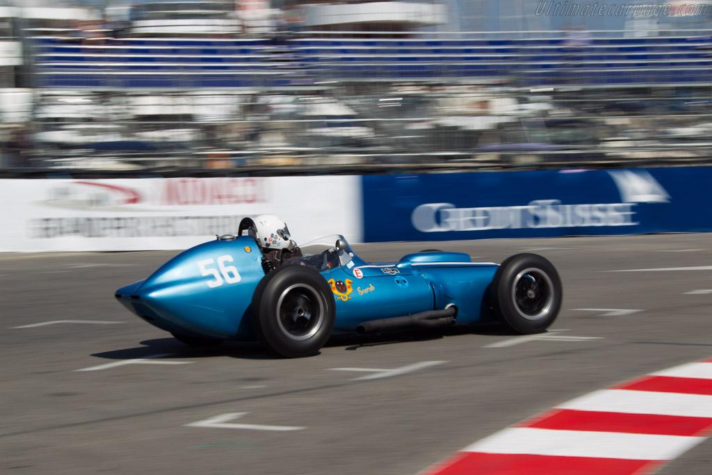 Scarab Offenhauser - Chassis: 003 - Driver: Julia Bronson  - 2014 Monaco Historic Grand Prix