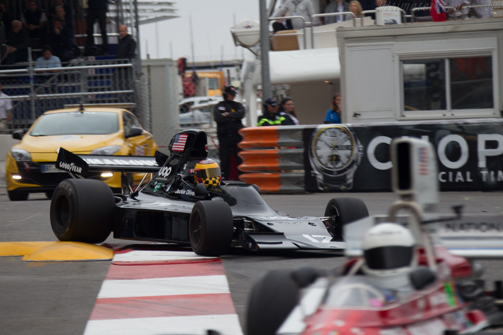 Shadow DN1 Cosworth - Chassis: DN1-6A - Driver: Keith Frieser  - 2014 Monaco Historic Grand Prix