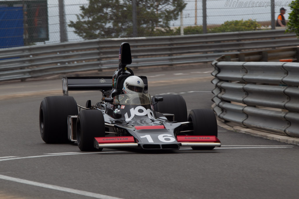 Shadow DN5 Cosworth - Chassis: DN5-2A - Driver: Nicholas Colyvas  - 2014 Monaco Historic Grand Prix