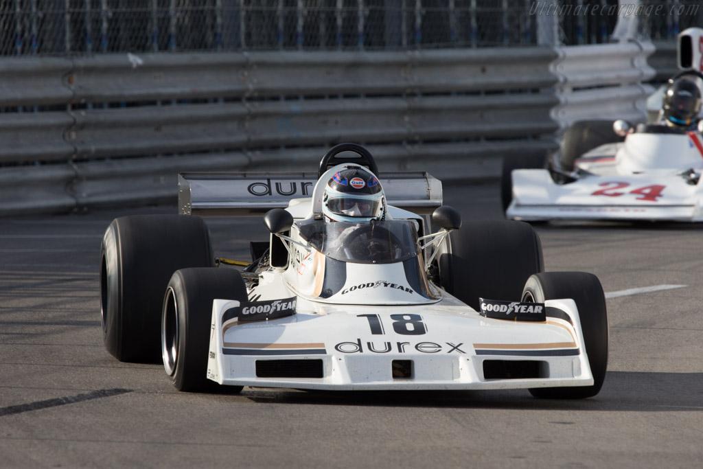 Surtees TS19 Cosworth - Chassis: 002 - Driver: Jean-Denis Deletraz  - 2014 Monaco Historic Grand Prix