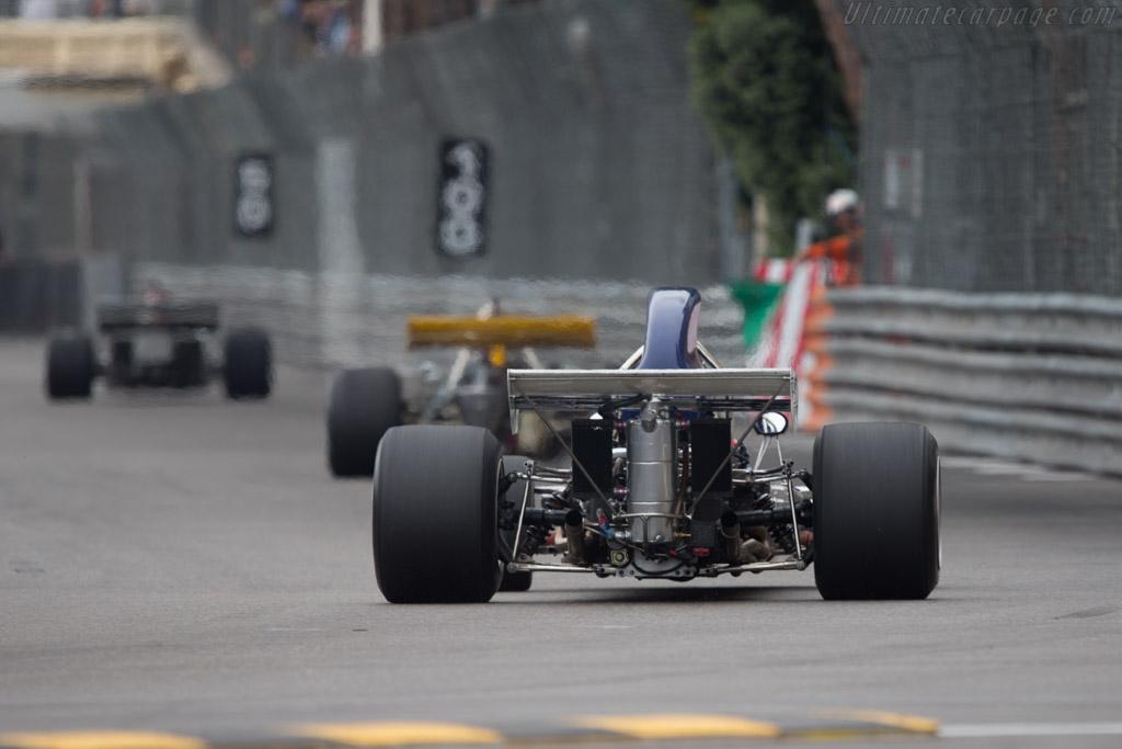 Surtees TS9 Cosworth - Chassis: 003 - Driver: Michael Lyons  - 2014 Monaco Historic Grand Prix