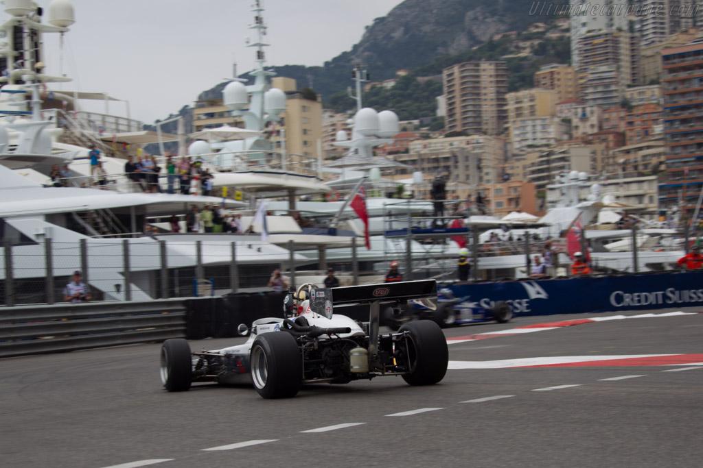 Van Diemen VG376 Ford - Chassis: 376-102 - Driver: John Doe  - 2014 Monaco Historic Grand Prix