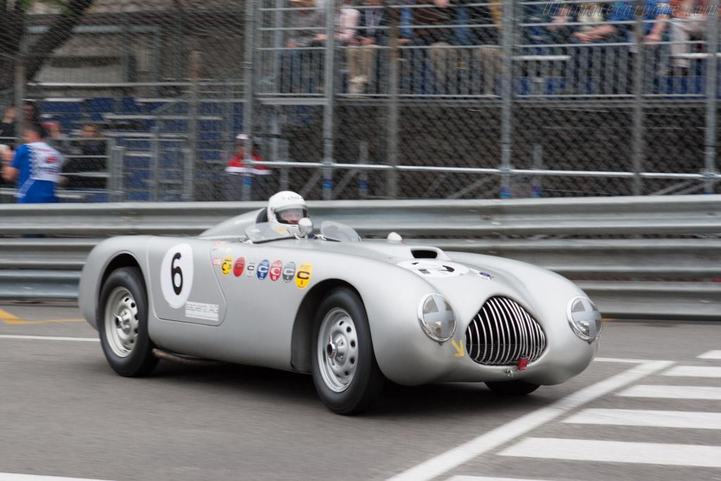 Veritas RS 2000 - Chassis: 85275 - Driver: Lutz Rathenow  - 2014 Monaco Historic Grand Prix