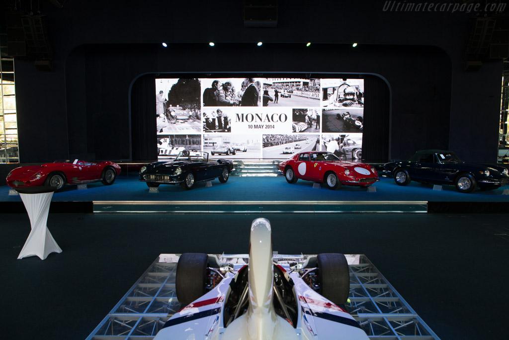 Welcome to Le Sporting    - 2014 Monaco Historic Grand Prix
