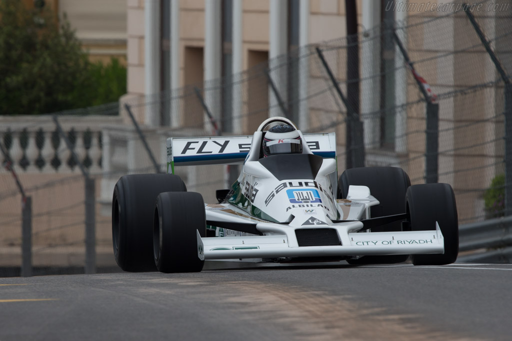 Williams FW06 Cosworth - Chassis: FW06/04 - Driver: Nathan Kinch  - 2014 Monaco Historic Grand Prix