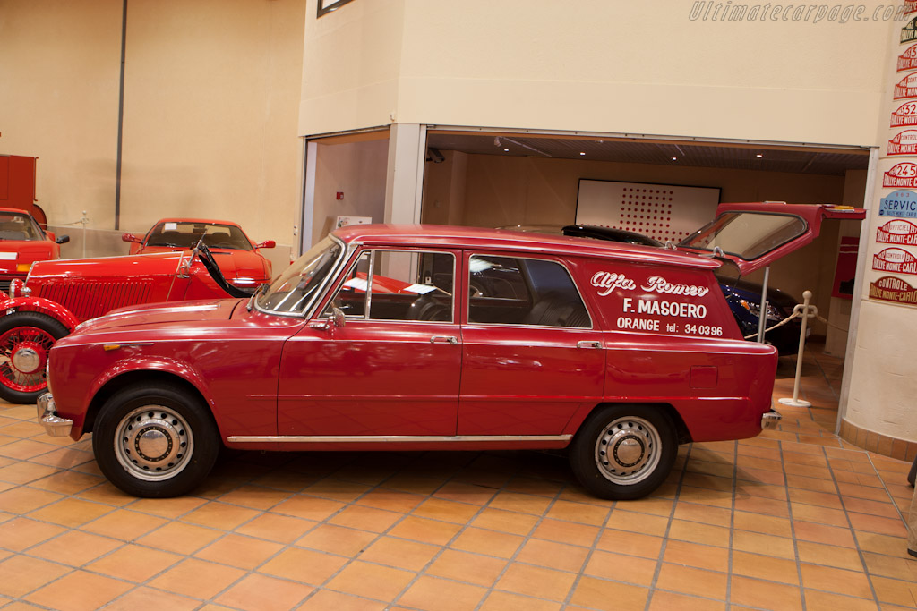 alfa romeo giulia ti estate 2012 monaco historic grand prix. Black Bedroom Furniture Sets. Home Design Ideas