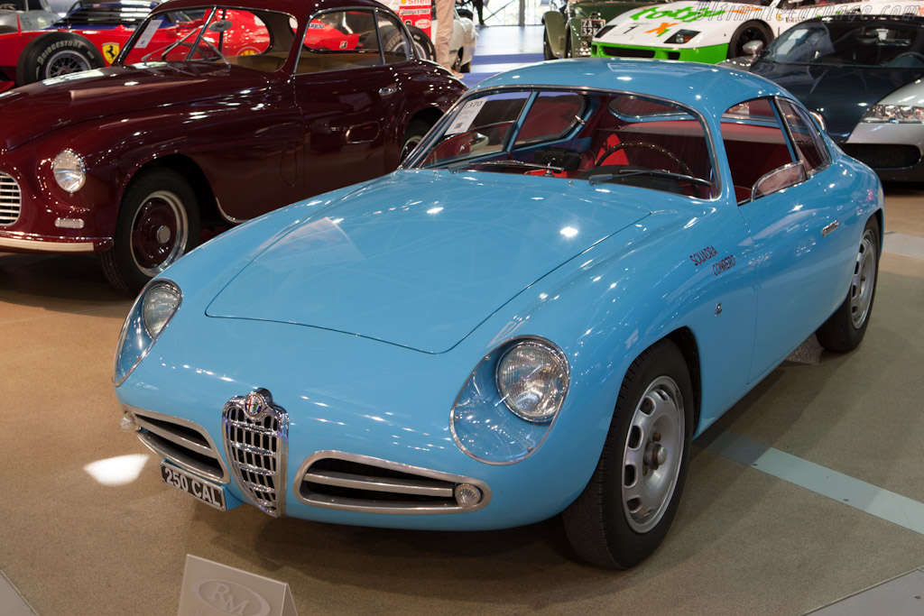 Alfa Romeo SVZ - Chassis: AR1493 06184   - 2012 Monaco Historic Grand Prix