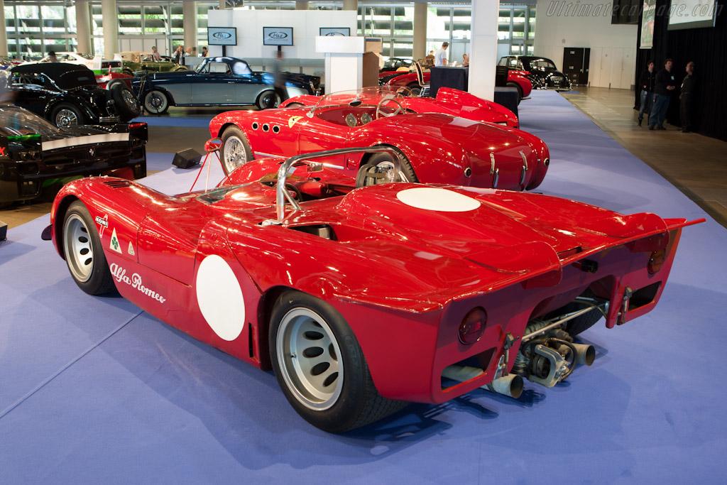 Alfa Romeo Tipo 33/3 - Chassis: 10580-023   - 2012 Monaco Historic Grand Prix