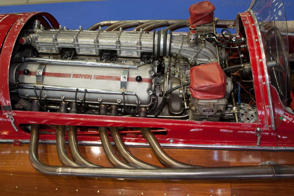 Arno XI Ferrari    - 2012 Monaco Historic Grand Prix