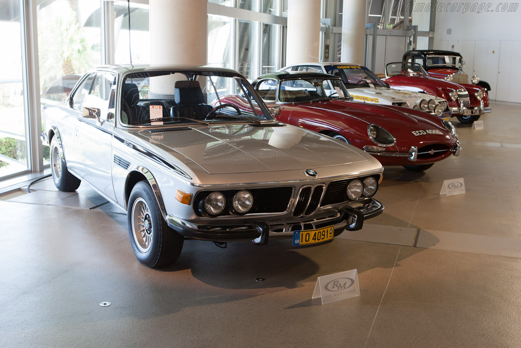 BMW 3.0 CSL - Chassis: 2275047   - 2012 Monaco Historic Grand Prix
