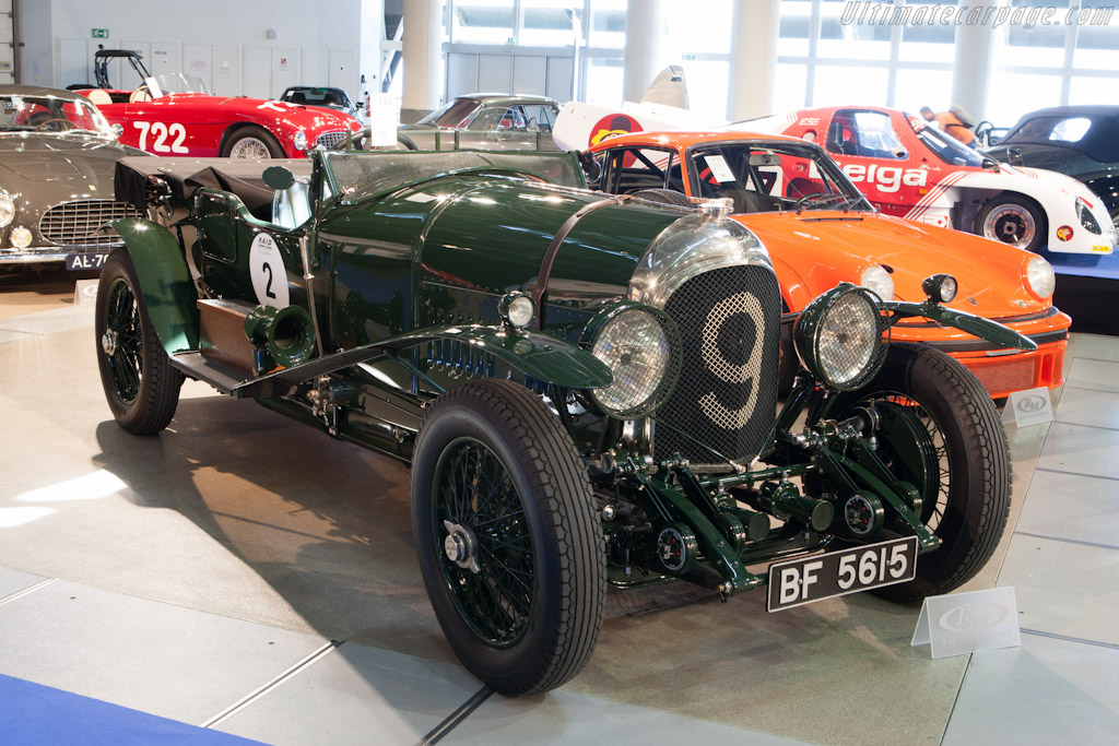 Bentley 4.5 Litre Le Mans Replica - Chassis: 911   - 2012 Monaco Historic Grand Prix