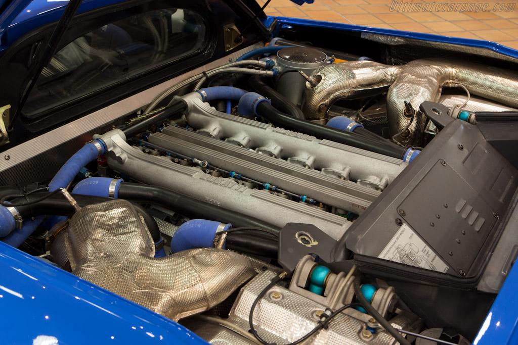 Bugatti EB110 GT - Chassis: ZA9AB01E0NCD39012   - 2012 Monaco Historic Grand Prix