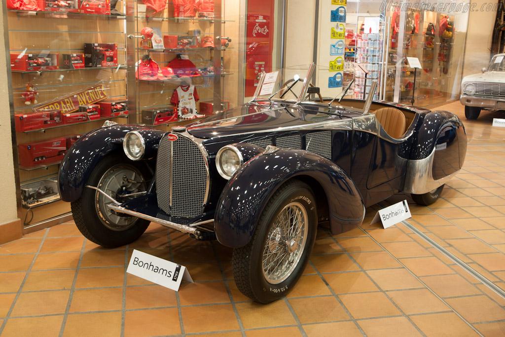 Bugatti Type 57S    - 2012 Monaco Historic Grand Prix