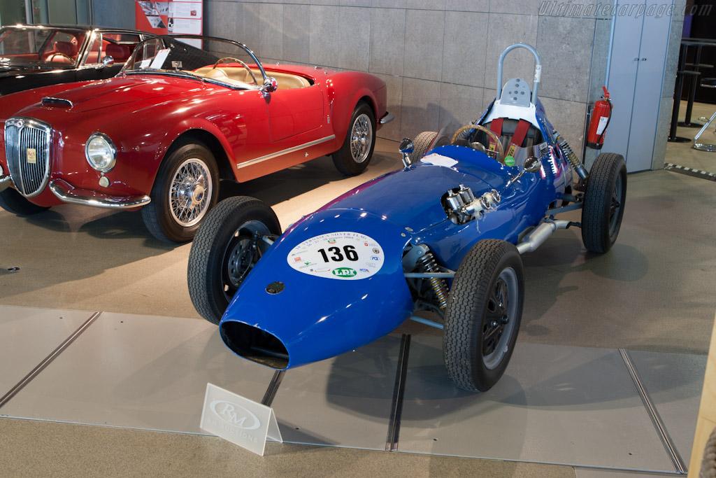 Elva 100 - Chassis: A200 L110-684   - 2012 Monaco Historic Grand Prix