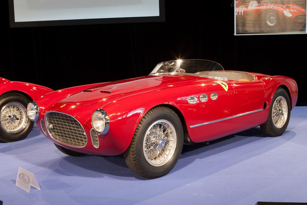 Ferrari 225 S - Chassis: 0192ET   - 2012 Monaco Historic Grand Prix
