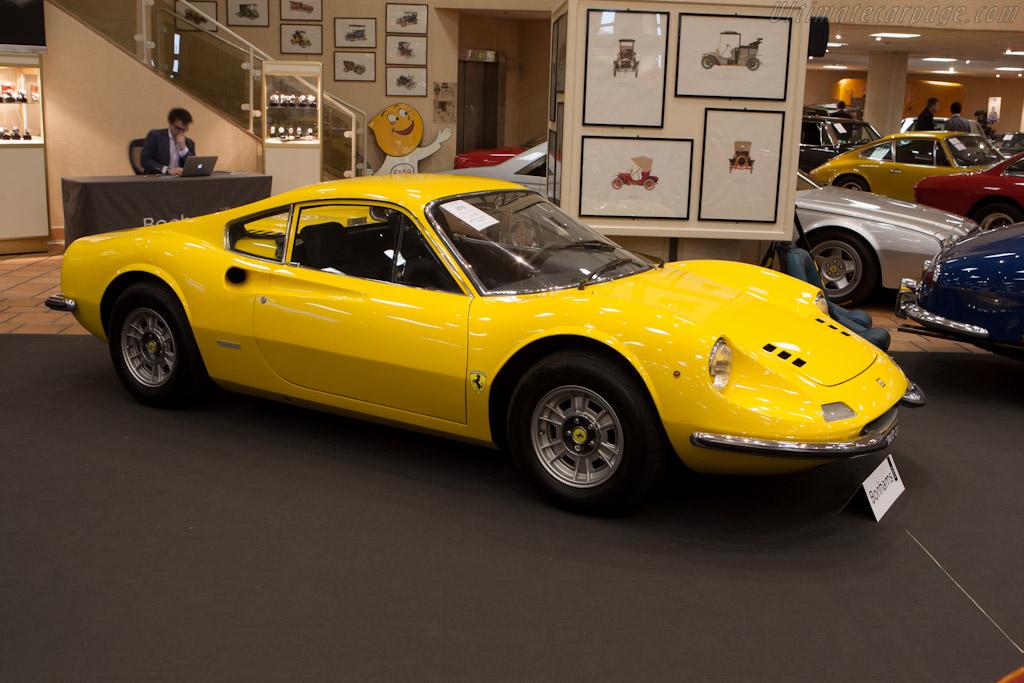 Ferrari 246 Dino GT    - 2012 Monaco Historic Grand Prix