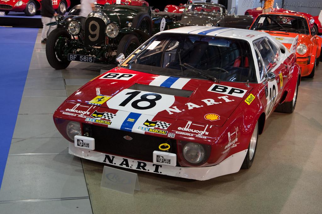 Ferrari 308 GT4/LM - Chassis: 00820   - 2012 Monaco Historic Grand Prix