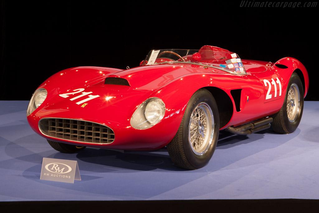 Ferrari 625 TRC - Chassis: 0680MDTR   - 2012 Monaco Historic Grand Prix