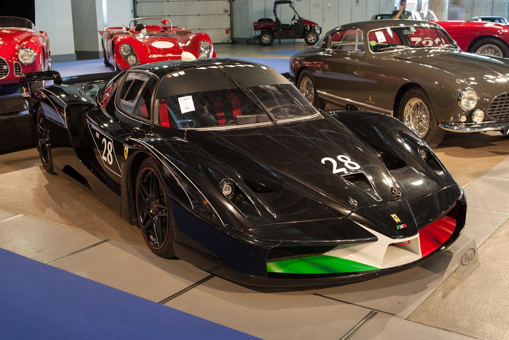 Ferrari FXX - Chassis: 145766   - 2012 Monaco Historic Grand Prix