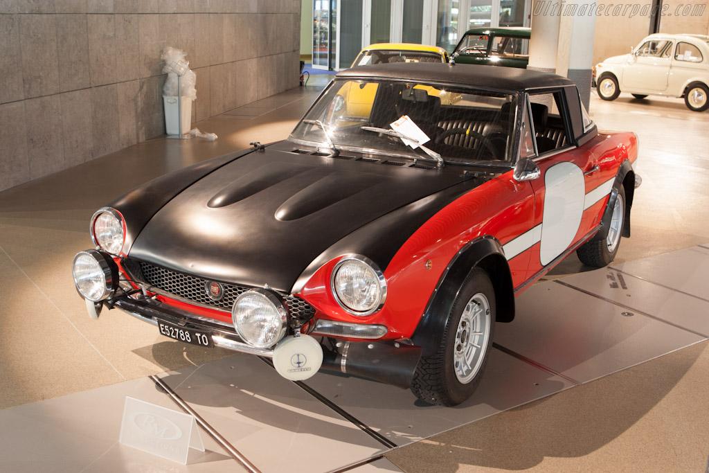 fiat 124 abarth chassis 39264 2012 monaco historic grand prix. Black Bedroom Furniture Sets. Home Design Ideas