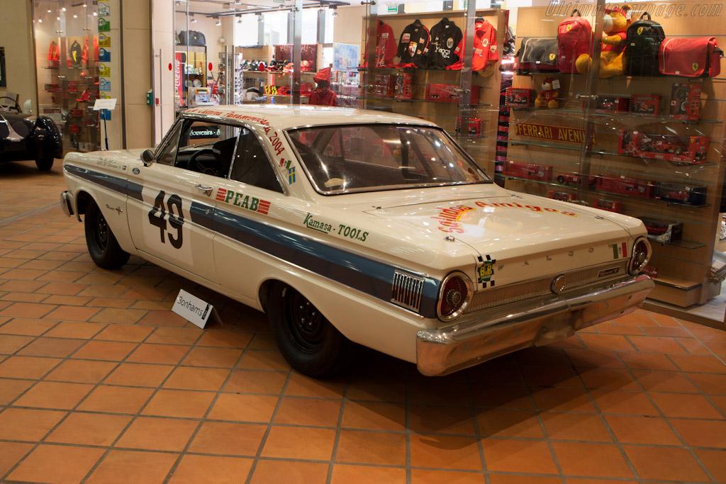 Ford Falcon    - 2012 Monaco Historic Grand Prix