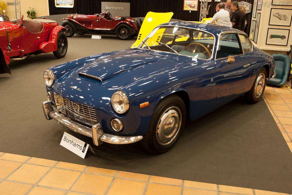 Lancia Flaminia Zagato    - 2012 Monaco Historic Grand Prix