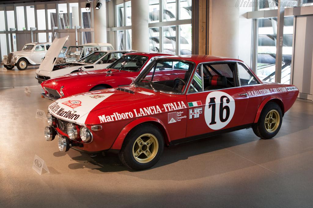 Lancia Fulvia HF - Chassis: 2272   - 2012 Monaco Historic Grand Prix