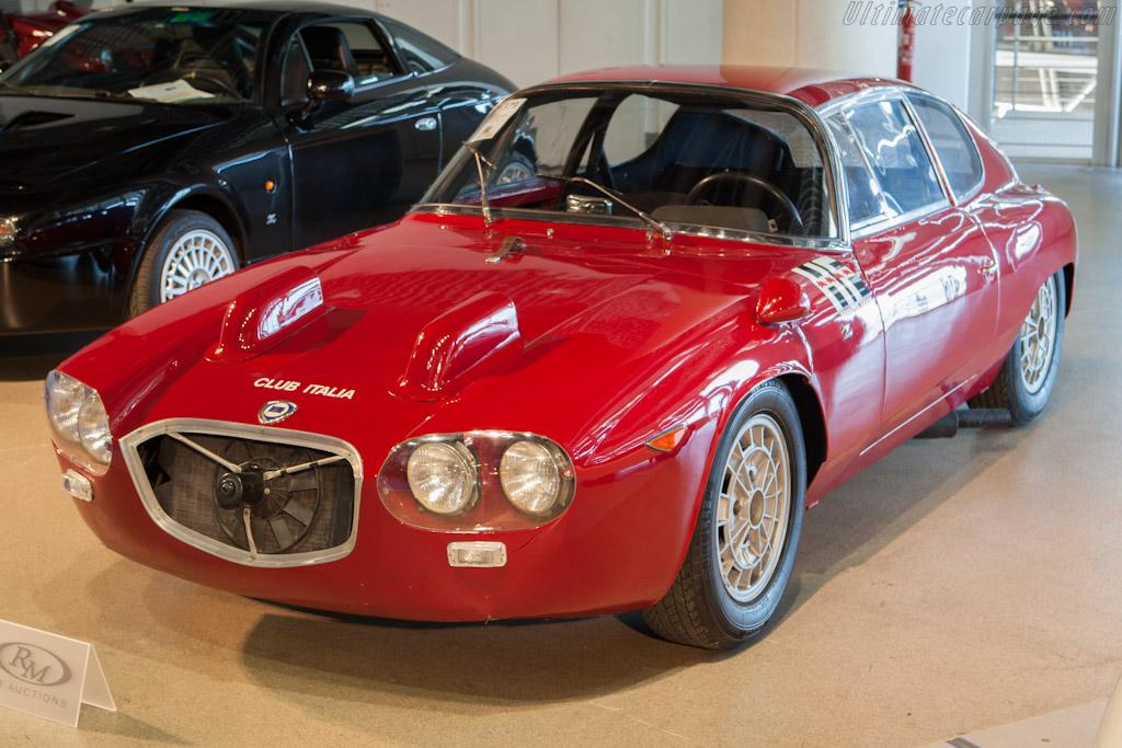Lancia Sport Prototipo Zagato - Chassis: 815538 1001   - 2012 Monaco Historic Grand Prix