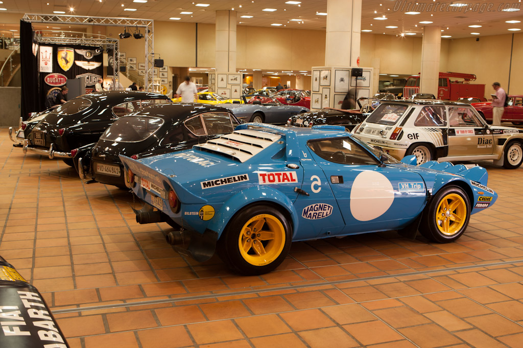 lancia stratos group 4 2012 monaco historic grand prix. Black Bedroom Furniture Sets. Home Design Ideas