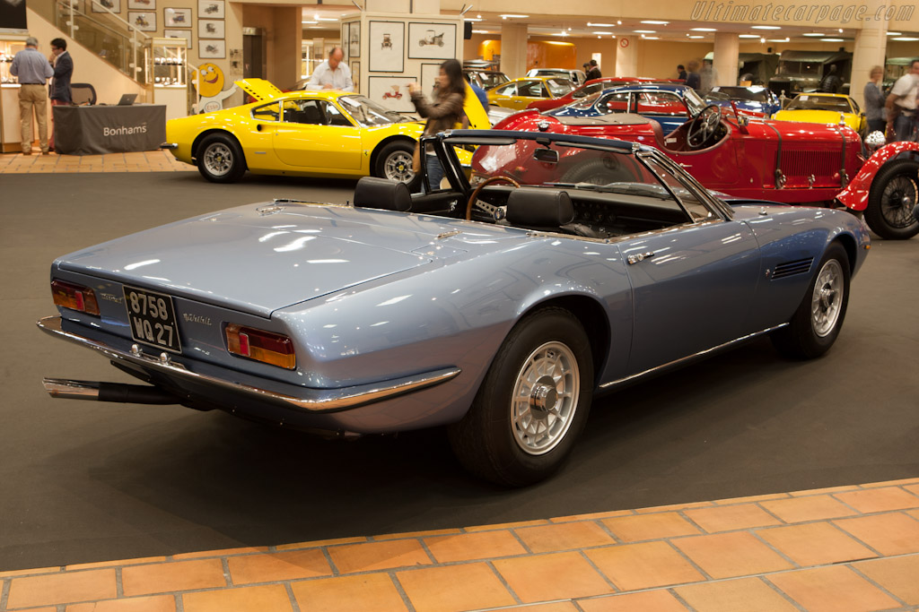 maserati ghibli 2012 monaco historic grand prix. Black Bedroom Furniture Sets. Home Design Ideas