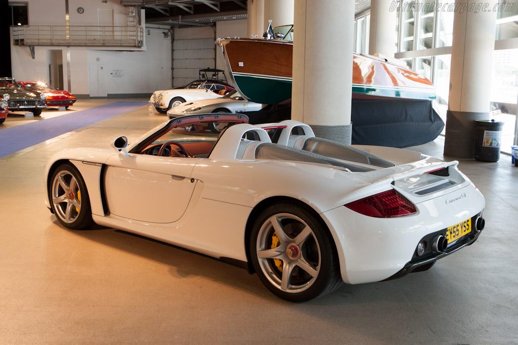 porsche carrera gt chassis wp0zzz98z6l000061 2012 monaco historic grand prix. Black Bedroom Furniture Sets. Home Design Ideas