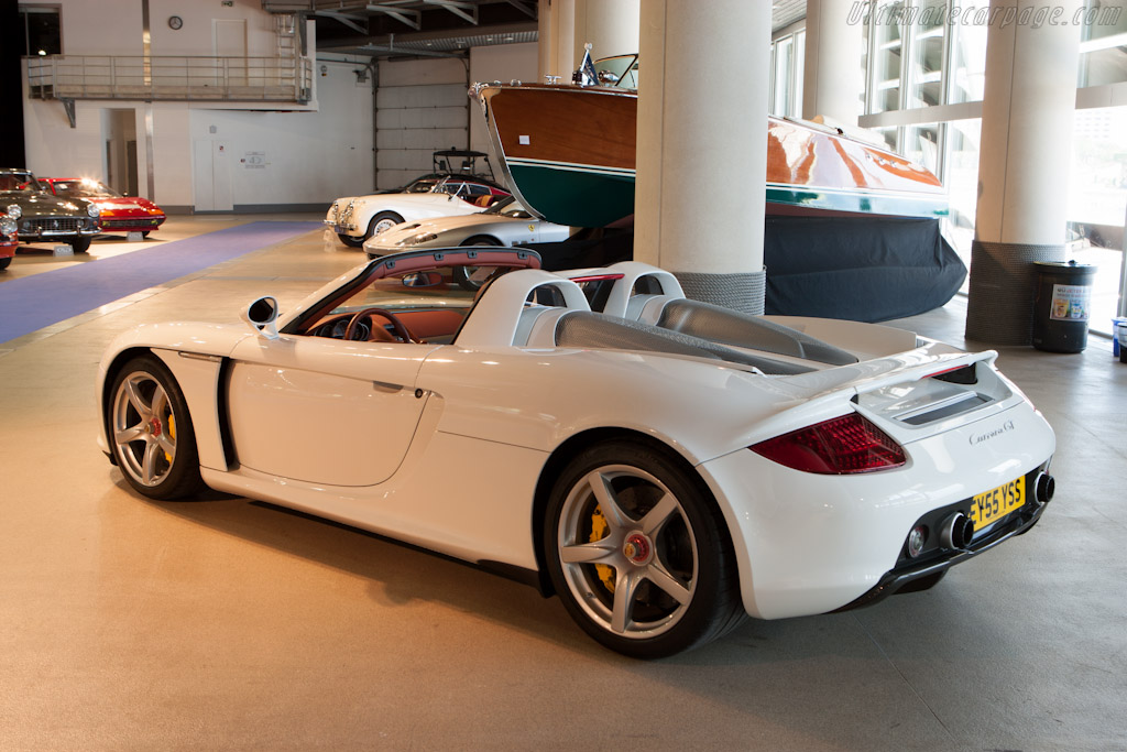 porsche carrera gt chassis wp0zzz98z6l000061 2012 monaco historic grand prix. Black Bedroom Furniture Sets. Home Design Ideas
