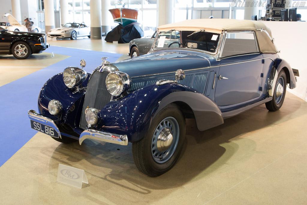 Talbot Lago T23 - Chassis: 93463   - 2012 Monaco Historic Grand Prix