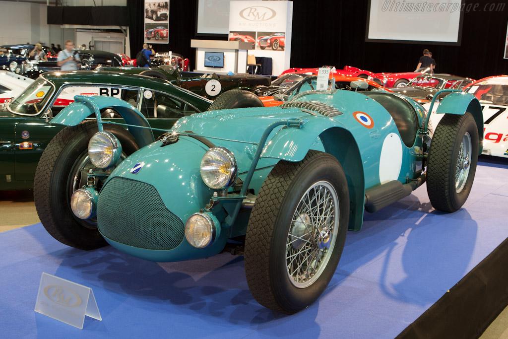 Talbot Lago T26C - Chassis: 110057   - 2012 Monaco Historic Grand Prix