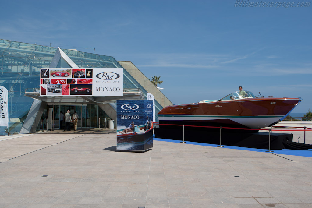 Welcome to the Grimaldi Forum    - 2012 Monaco Historic Grand Prix