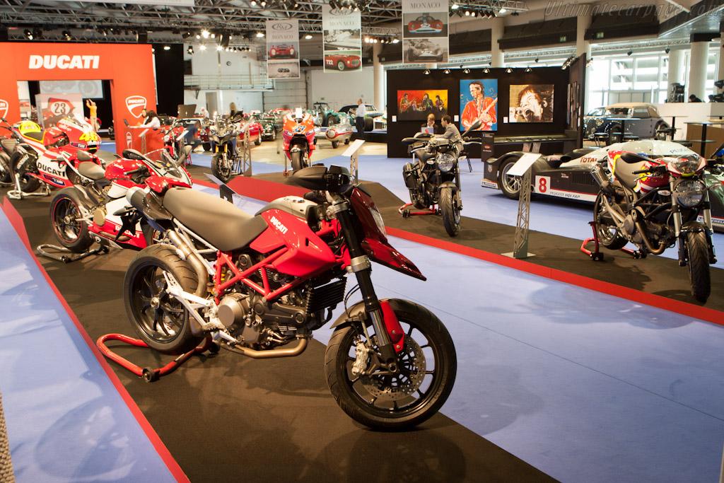 Welcome to the Grimaldi Forum    - 2012 Monaco Historic Grand Prix