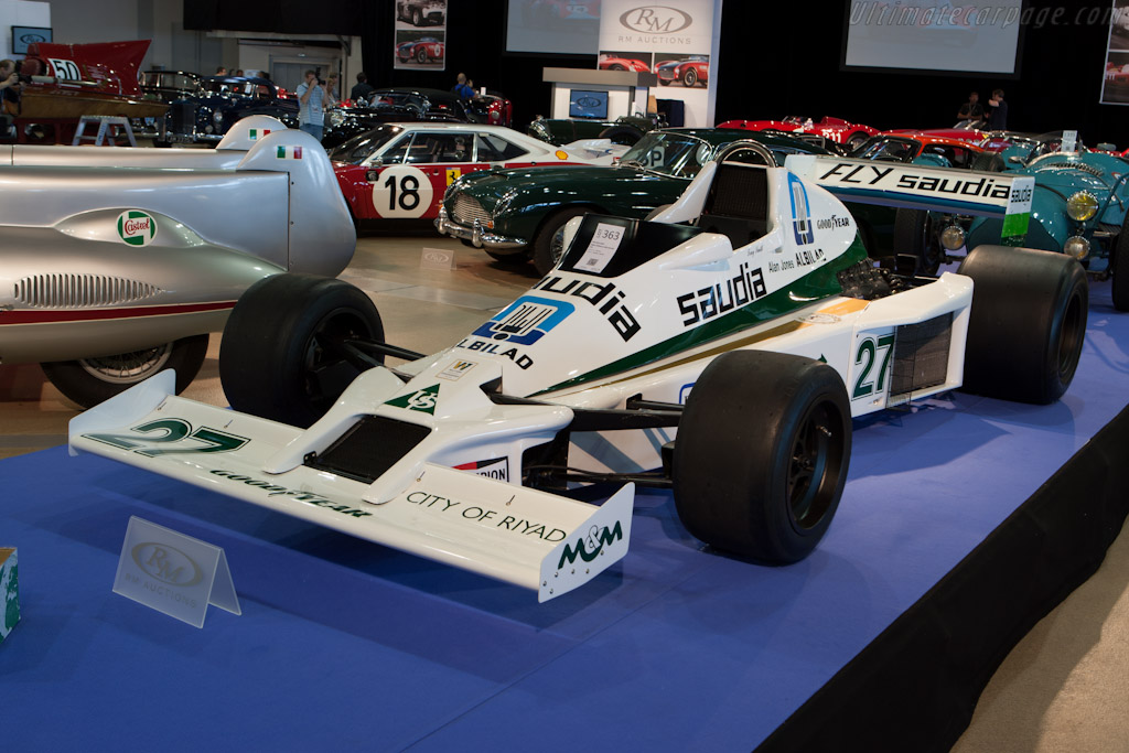 Williams FW06 Cosworth - Chassis: FW06/04   - 2012 Monaco Historic Grand Prix