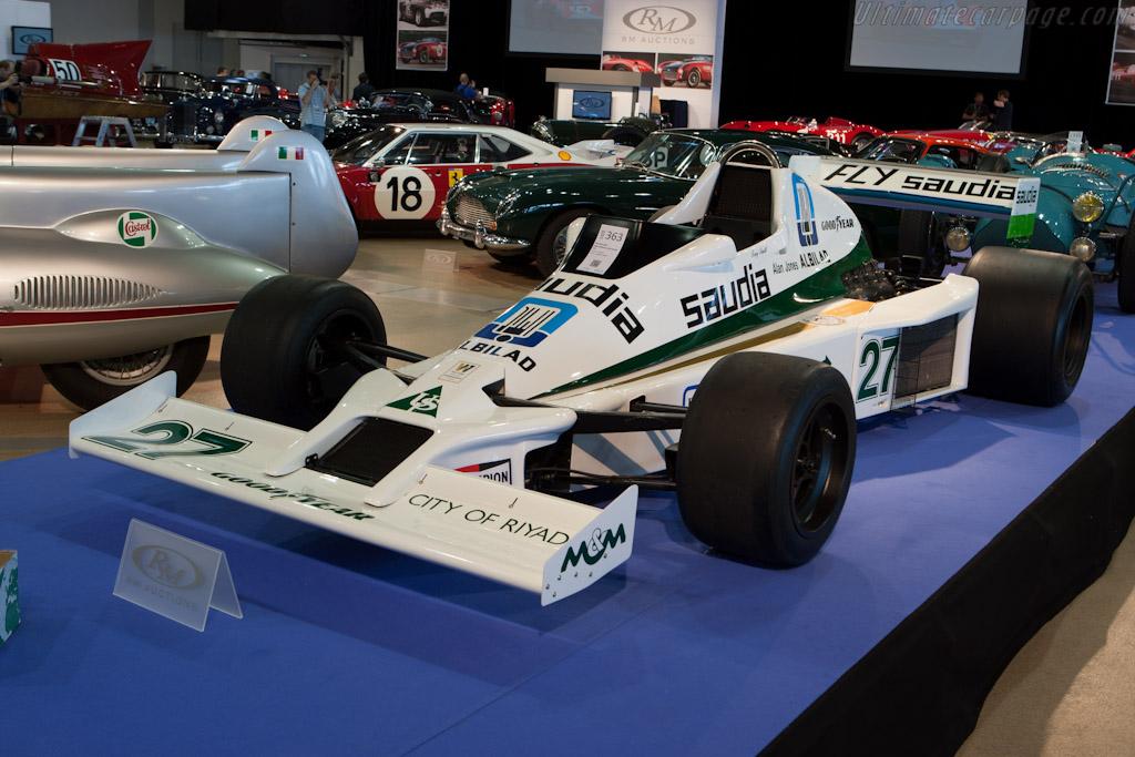 Williams FW06 Cosworth - Chassis: FW06/04   - 2012 Monaco Historic Grand Prix