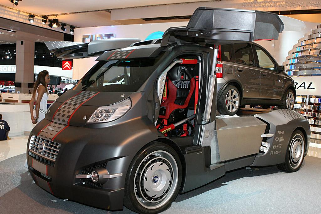 Fiat Ducato Truckster Concept 2006 Mondial De L